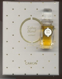 Tabac Blond Deluxe Parfum 7.5ml/Caron