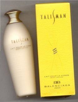 Talisman Perfumed Body Lotion 200ml/Balenciaga, Paris