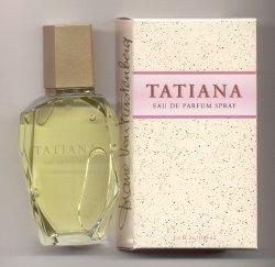 Tatiana Eau de Parfum Spray 100ml/Diane Von Furstenberg