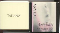 Tatiana Perfumed Dusting Powder/Diane Von Furstenberg