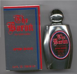 The Baron for Gentlemen After Shave Splash 125ml/LTL Fragrances, formerly Evyan