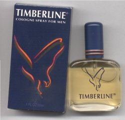 Timberline Cologne Splash/Mem Company