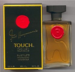 Touch for Men Eau de Toilette Spray 100ml/Fred Hayman, Beverly Hills