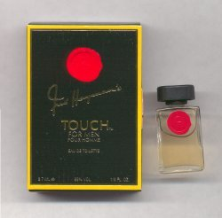 Touch for Men Miniature/Fred Hayman
