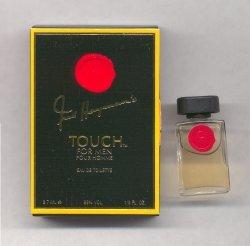 Touch for Men Eau de Toilette Pour Homme 3.7ml Miniature/Fred Hayman