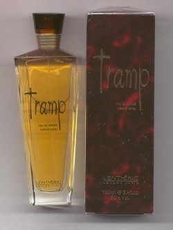 Tramp Eau de Toilette Spray 100ml/Lentheric, London