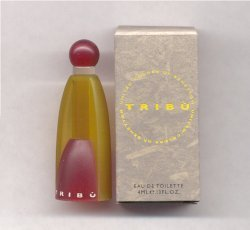 Tribu Eau de Toilette 4ml Miniature/Bennetton