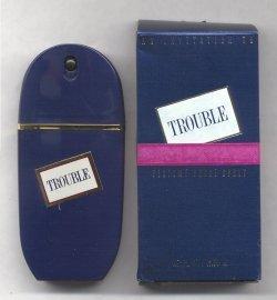 Trouble for Women Perfume Purse Spray/Revlon