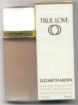 True Love Eau de Toilette Spray 50ml/Elizabeth Arden