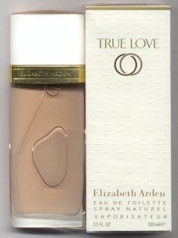 True Love Eau de Toilette Spray 100ml/Elizabeth Arden
