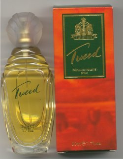 Tweed Parfum de Toilette Spray 50ml/Yardley of London formerly Lentheric