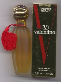 Valentino Eau de Parfum Spray 75ml/Maison Valentino
