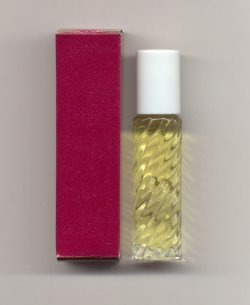 Vanilla Perfumed Roll-On Oil/Essential Oil