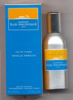 Vanille Abricot Eau de Toilette Spray 100ml/Comptoir Sud Pacifique