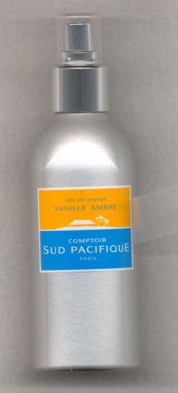 Vanille Ambre Eau de Toilette Spray 150ml/Comptoir Sud Pacifique