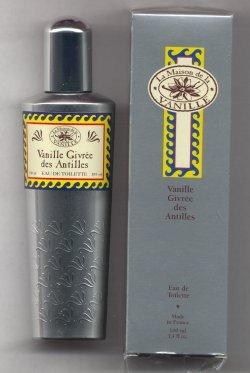 La Maison de La Vanille Eau de Toilette Spray 100ml/Givree des Antilles