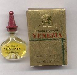 Venezia Eau de Toilette 5ml Deluxe Miniature/Laura Biagiotti