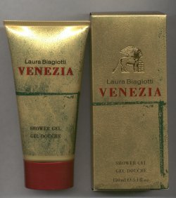 Venezia Perfumed Bath & Shower Gel 150ml/Laura Biagiotti