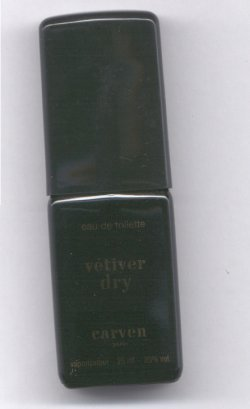 Vetiver Dry Eau de Toilette Spray 25ml/Carven
