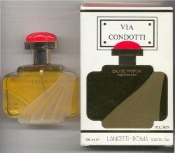 Lancetti Via Condotti Eau de Parfum Spray 100ml/Lancetti,Italy