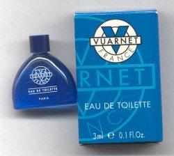Vuarnet Eau de Toilette 3ml Miniature/Parfums Vuarnet France