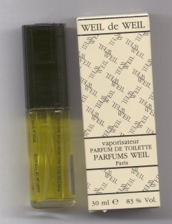 Weil de Weil Parfum de Toilette Spray 60ml/Parfums Weil, Paris