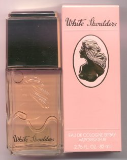 White Shoulders Eau de Cologne Spray 82ml