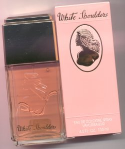 White Shoulders Eau de Cologne Spray 133ml