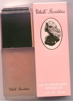 White Shoulders Eau de Parfum Spray 44ml/White Shoulders
