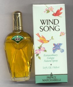 Wind Song Cologne Spray 77ml/Prince Matchabelli