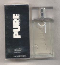 Jil Sander Pure for Women Eau de Toilette Spray 50ml/Jil Sander