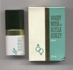 Alyssa Ashley Woody Musk 25ml/Alyssa Ashley