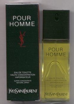 YSL Pour Homme Super Concentrate/Yves Saint Lauren