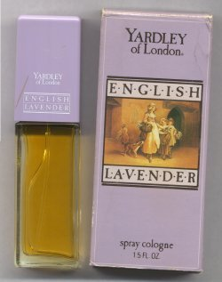 Yardley English Lavender Cologne Spray 45ml/Yardley of London