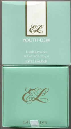 Youth Dew Perfumed Dusting Powder/Estee Lauder