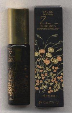 Zen Classic Eau de Parfum Spray 20ml Black Box/Shiseido