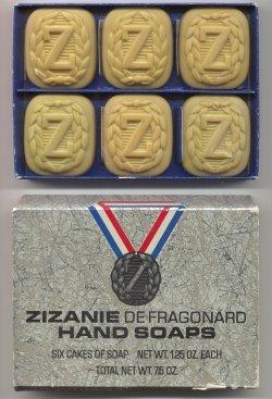 Zizanie de Fragonard Hand Soaps/Fragonard