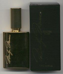 Marilyn Monroe Golden Musk Cologne Spray 50ml/Marilyn Monroe