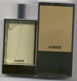 Metal Eau de Toilette Spray 100ml/Paco Rabanne