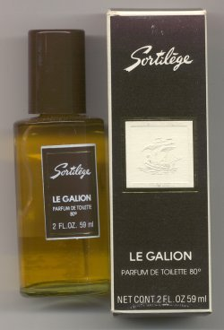 Sortilege Original Parfum de Toilette Splash 59ml/Le Galion